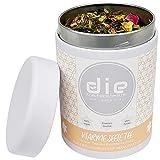 Warme Seele Tee - 100g loser Grüner und Früchtetee - Grüner Tee (48 %), Ingwer, Apfelstücke,...