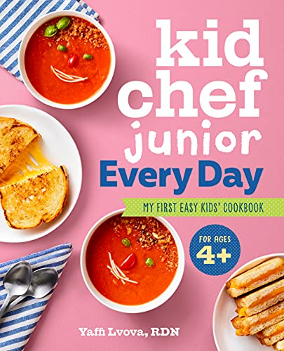 Kid Chef Junior Every Day: My First…