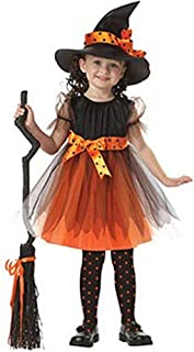 🎃 Romantic Halloween Kostüme Kinder Baby Mädchen Hallow