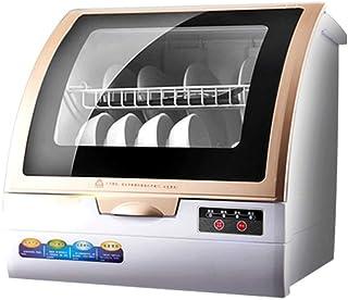 ZXCVB Lavavajillas completamente automática de Hogares Pequeño Smart Desktop libre de la instalación de gran capacidad del aire de secado de la máquina de cepillo de ahorro de agua