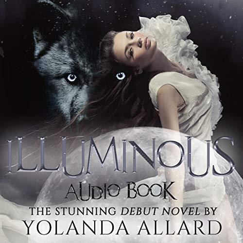 Illuminous audiobook cover art