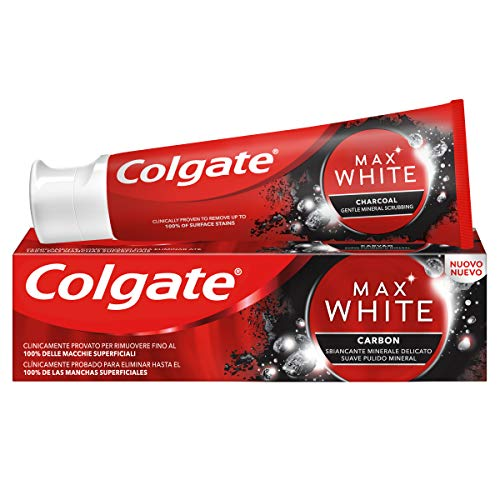 Colgate Dentr One 75 ml Mwhite Carbon 1 Unidad, 75 ml