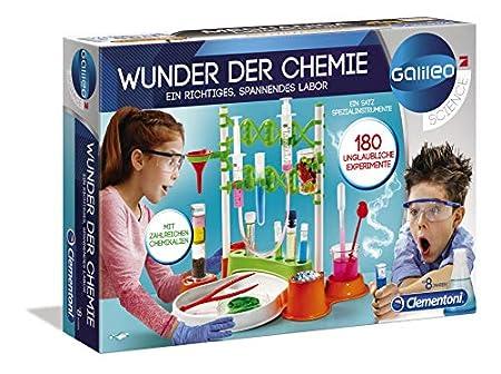 Clementoni Galileo Science – Wunder der Chemie