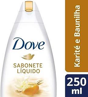 Sabonete Líquido Uso Diário 250Ml Karité Unit, Dove