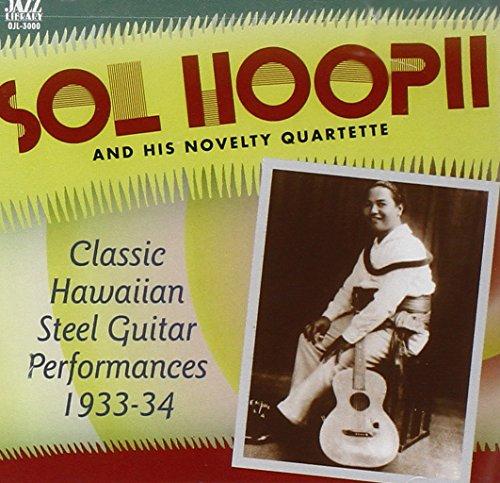 Price comparison product image Classic Hawaiian Steel Guitar Performances 1933-34