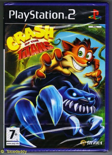 Crash of the Titans (PS2) [Edizione: Regno Unito]