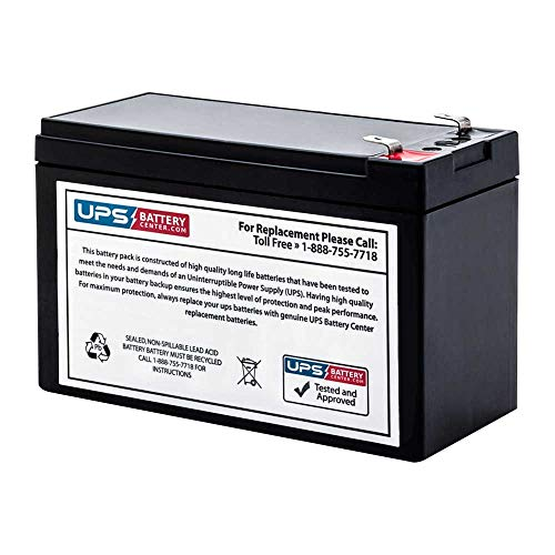 New Battery for ION Audio Raptor Portable Speaker - Compatible Replacement by UPSBatteryCenter