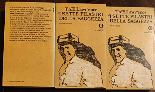 I sette pilastri della saggezza. Tre volumi