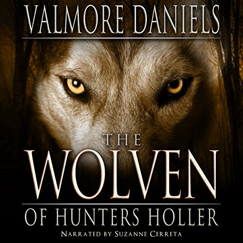 The Wolven of Hunters Holler audiobook cover art