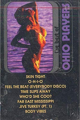 OHIO PLAYERS: The Best of Ohio Players Cassette Tape