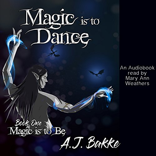 Magic Is to Dance audiobook cover art