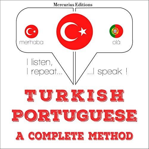 Turkish - Portuguese. A complete method cover art