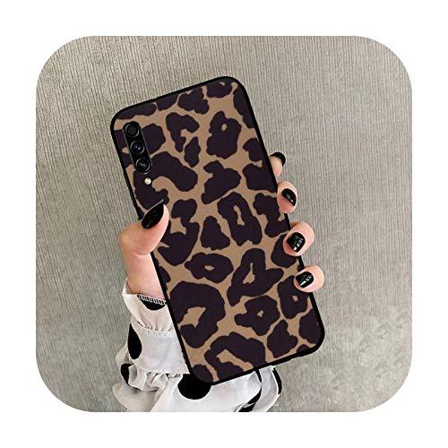 Phone cover Carcasa para Samsung Galaxy A 3 6 7 8 10 20 30 40 50 70 71 10S 20S 30S 50S Plus-A2 para A8 2018 A530