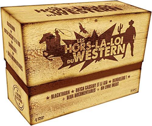 Hors-la-loi du Western : Blackthorn + Butch Cassidy et le Kid + Bandolero ! + 2 documentaires [Francia] [DVD]