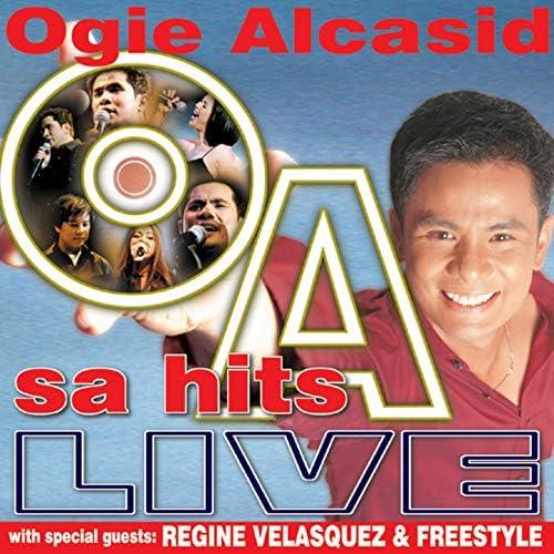 Ogie Alcasid, Freestyle, Regine Velasquez