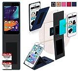 Hülle für Wiko Rainbow UP 4G Tasche Cover Case Bumper |
