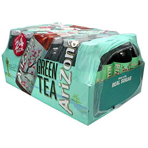 Arizona Green Tea - Ginseng and Honey (16 oz., 24 pk.) (pack of 2)