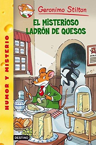 Stilton 36: El misterioso ladrón de quesos: Geronimo Stilton 36