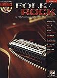 Folk/Rock: Harmonica Play-Along Volume 4 (English Edition)