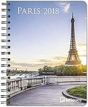 2018 Paris Deluxe Diary - teNeues - 16.5 x 21.6 cm