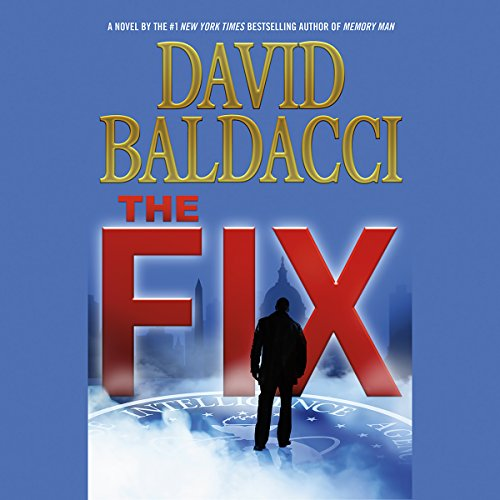 The Fix audiobook cover art