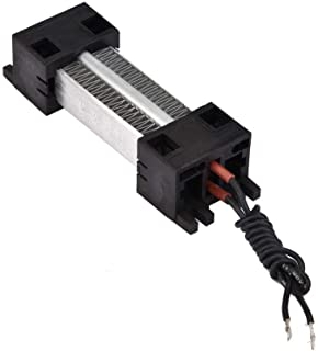 220V 100W PTC Calentador de Aire, PTC, Aisló, Elemento de Calefacción de Cerámica del Calentador de Aire de PTC