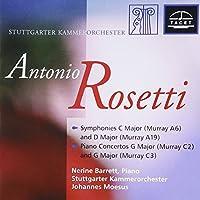 Piano Concertos & Symphonies (Klavierkonzerte & Si