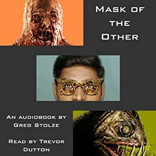 Mask of the Other audiobook cover art