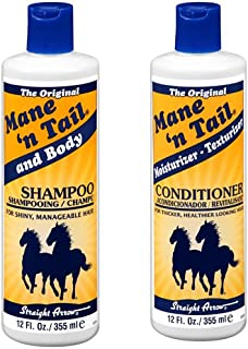 Mane 'n Tail Shampoo and Conditioner, 2 X 355ml