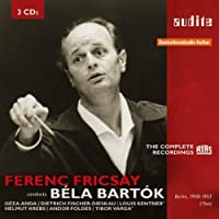 FERENC FRICSAY CONDUCTS BELA BARTOK by RIAS-SO BERLIN (2011-02-22)