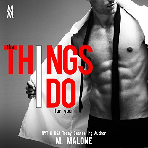 The Things I Do for You cover art