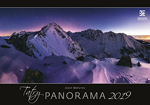 Tatry Panorama Calendar - Calendars 2018 - 2019 Wall Calendar - Photo Calendar - 12 Month Calendar by Helma