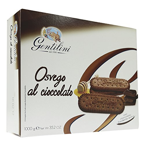 Gentilini Osvego al Cioccolato scatola 1000gr.
