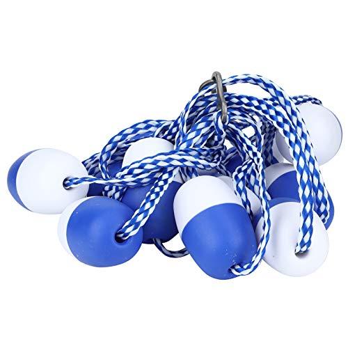 SALUTUY Cuerda De Seguridad para Piscinas, Moldura De Una Pieza Línea Flotante para Piscinas Resistente Al Desgaste para Aguas Termales