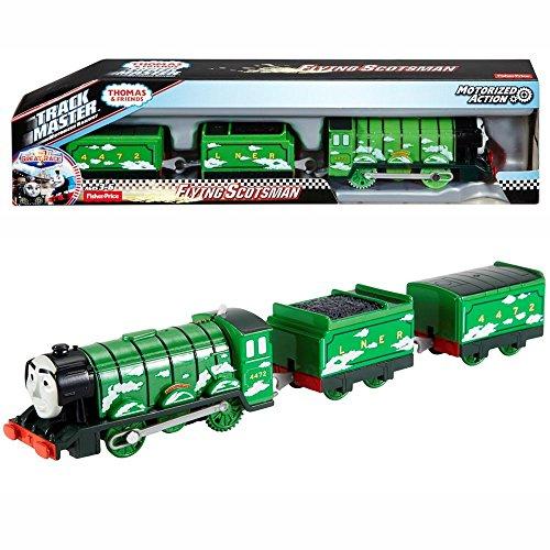 Flying Scotsman Zug Lok | Mattel DFM88 | Trackmaster | Thomas & Seine Freunde
