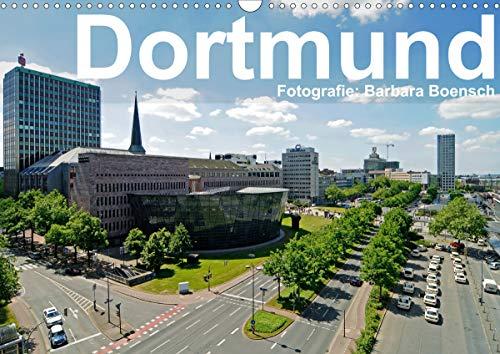 Dortmund - moderne Metropole im Ruhrgebiet (Wandkalender 2021 DIN A3 quer)