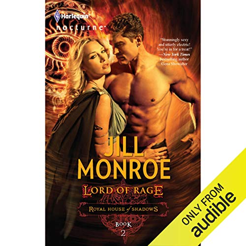 Lord of Rage: Royal House of Shadows, Book 2