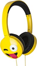 JAMOJI Just Kidding On-Ear Headphones - Specifically Engineered To Limit Sound Output For Kids, HX-HPEM01