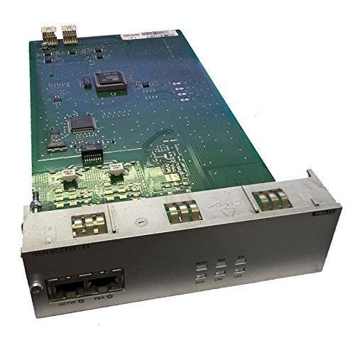 Modulo Rack Switch PRA-T2 Alcatel 3EH72007ABBA PRA 2x RJ-45 2x AMP OmniPCX