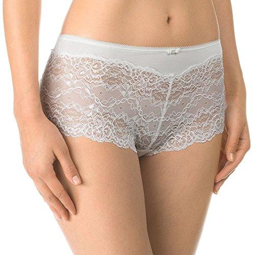 CALIDA Damen Unterhosen Sweet Secrets Panties, Beige (Alabaster crème 911), 42 (Herstellergröße: S=40/42)