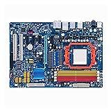 lilili Placa Base para computadora Placa Base Compatible Fit For Gigabyte GA-MA770-US3 Placa Base de Escritorio Original usada MA770-US3 770 Socket AM2 + DDR2
