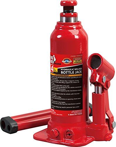 BIG RED T90403B 4 Ton Hydraulic Bottle Jack
