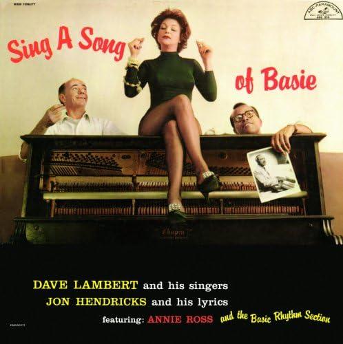 Dave Lambert, Jon Hendricks & Annie Ross
