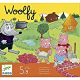 Djeco Juego Woolfy (08427)