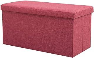 XJZKA Boîte de Rangement Boîte de Rangement pour ménage Dortoir étudiant Vêtements et Livres Boîte de Rangement en Tissu F...