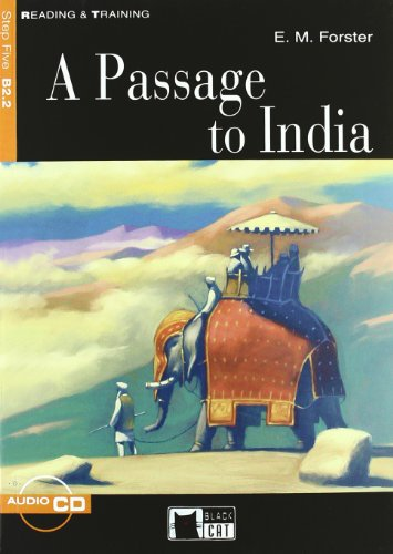 A Passage To India. Book (+CD) (Reading and training)