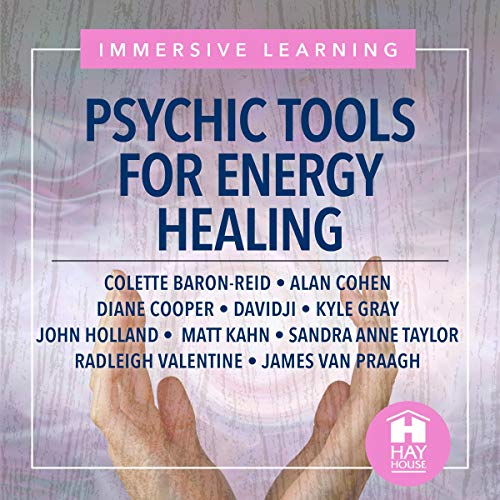 Page de couverture de Psychic Tools for Energy Healing