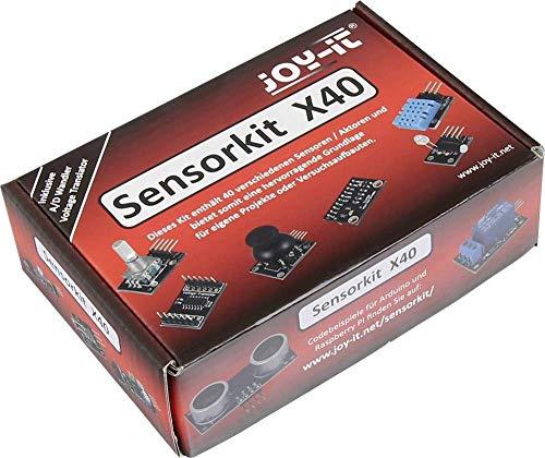 Preisvergleich Produktbild Joy-it Sensor-Kit Sen-Kit X40 - Geeignet für: Arduino,  Banana Pi,  Raspberry Pi®