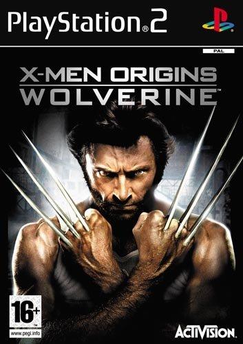 Activision X-Men Origins: Wolverine, PS2