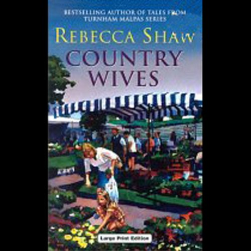Country Wives audiobook cover art